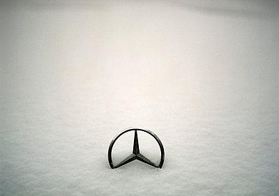 Mercedesstern - p6060486 von Iris Friedrich