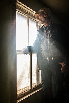 Blick aus dem Fenster - p1019m2076561 von Stephen Carroll