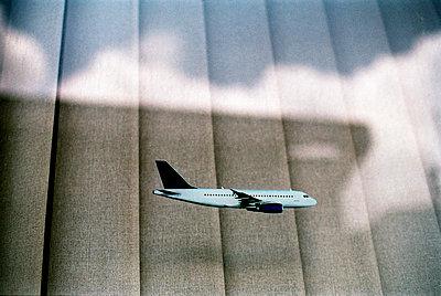 Airplane sticker - p3880198 by Jim Green