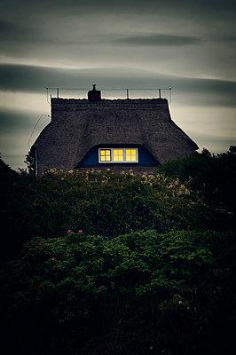 Reetdachhaus in Ahrenshoop - p470m1223722 von Ingrid Michel