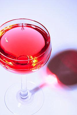 Weinglas - p1149m2043442 von Yvonne Röder