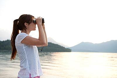 Binoculars - p4540517 by Lubitz + Dorner