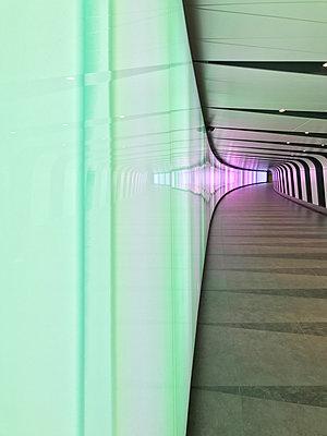 Underground pavement - p1048m2016581 by Mark Wagner