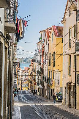 Lissabon - p299m949390 von Silke Heyer