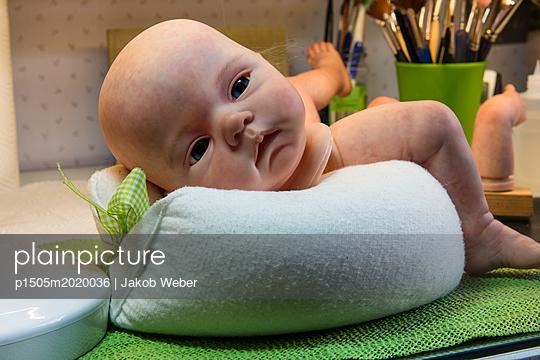 Puppenkopf - p1505m2020036 von Jakob Weber