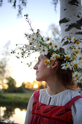 Wreath - p1063m932216 by Ekaterina Vasilyeva