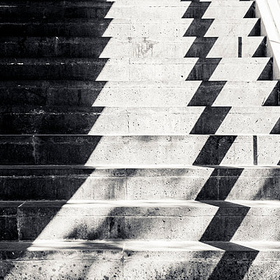 Stairs - p401m1055386 by Frank Baquet