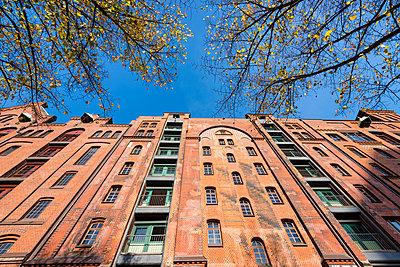 Redbrick buildings - p488m951682 by Bias