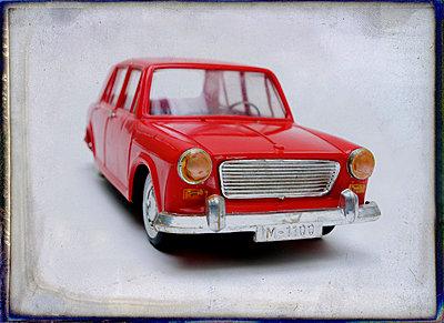 Vintage toy car - p813m904308 by B.Jaubert