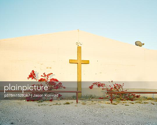 Church cross - p378m1528067 by Jason Koxvold