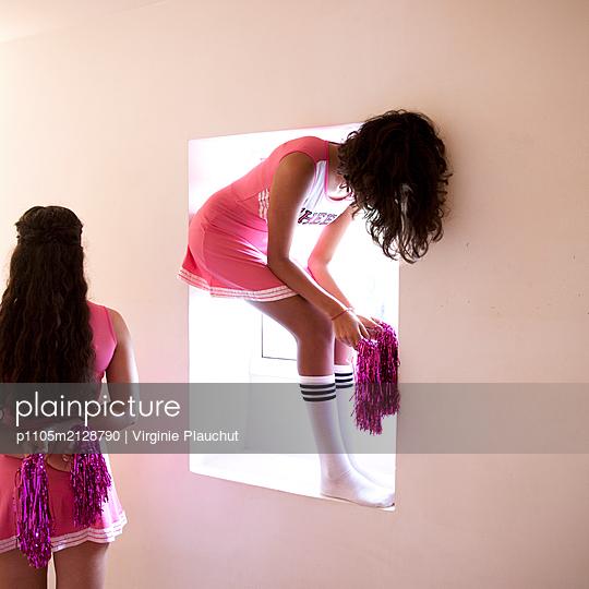 Cheerleader - p1105m2128790 by Virginie Plauchut