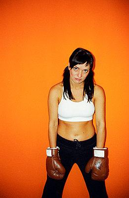 Boxerin - p0450220 von Jasmin Sander