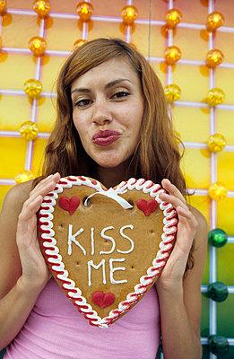Kussmund - p0451615 von Jasmin Sander