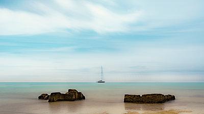 Ruhige Küste auf Mallorca - p1696m2294512 von Alexander Schönberg