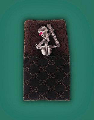 Skeletti absurdi - p2520040 von Jens Dommermuth
