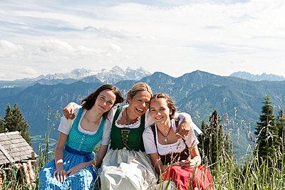 Gemeinsamer Ausflug auf die Alm - p533m1556547 von Böhm Monika