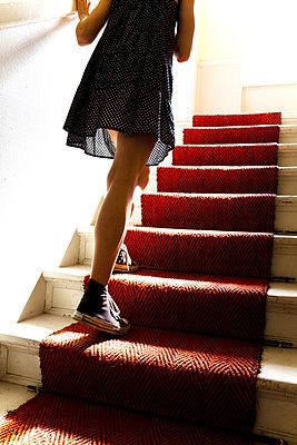 Going upstairs - p7950084 by JanJasperKlein