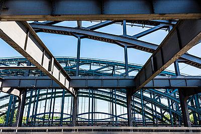 Bridge construction - p488m1048439 by Bias