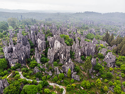 China, Shilin, Stone forest - p300m2029541 von Kike Arnaiz