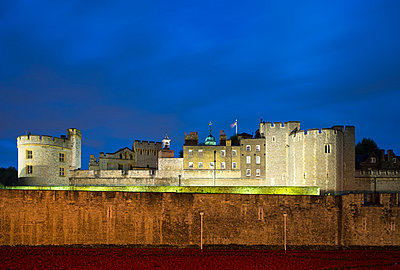 Tower of London, London, England, UK - p429m976557 by Mischa Keijser