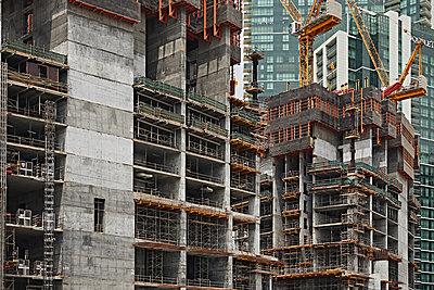 Construction site - p851m2077299 by Lohfink