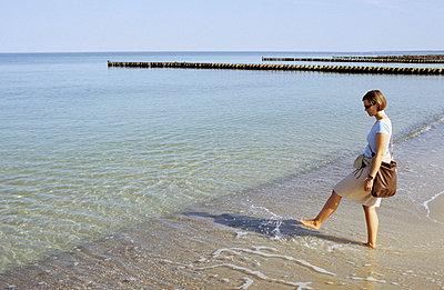 Am Strand - p3050097 von Dirk Morla
