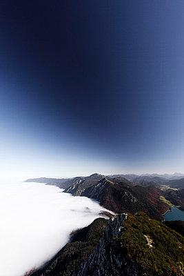 Über den Wolken - p743m779043 von Stefan Freund