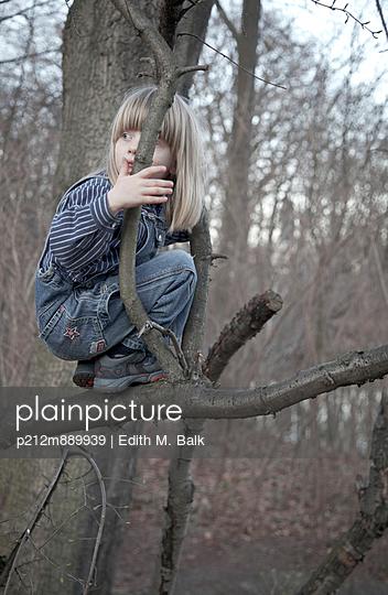 Hoch hinaus - p212m889939 von Edith M. Balk