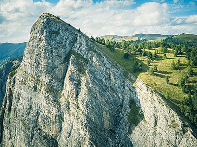 Felswand im Valle Maira - p1660m2278259 von ofoulon