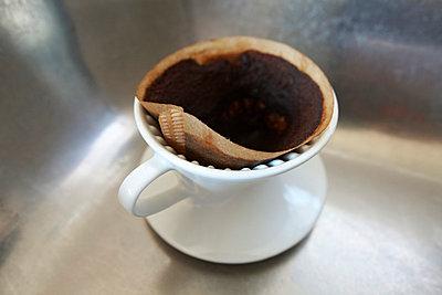 Deutscher Filterkaffee - p2610629 von Jens Rufenach