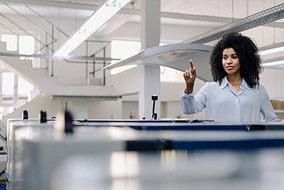 Essen, NRW, Deutschland, Business, Druckerei, Werbung, Industrie, Produktion, w30 - p300m2286249 von Kniel Synnatzschke