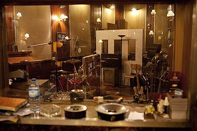 Recording studio - p675m922808 by Marion Barat