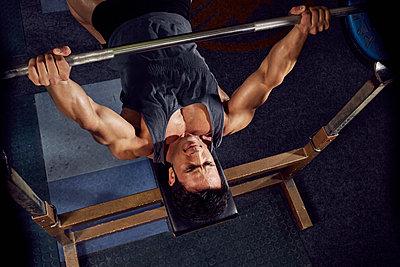 Bodybuilding - p1200m1161353 von Carsten Görling