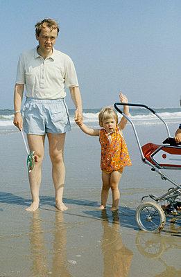 Am Strand - p2440083 von Maike Mia Höhne