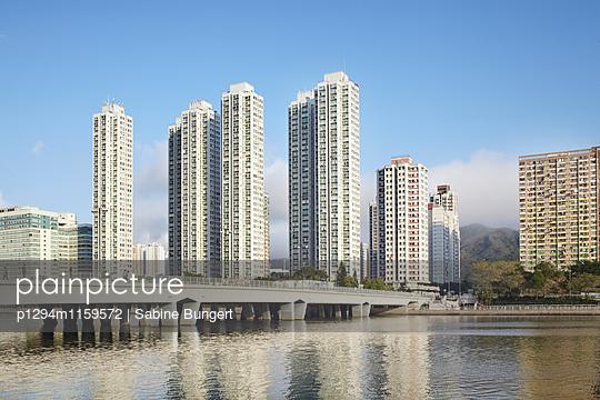 Hongkong - p1294m1159572 von Sabine Bungert