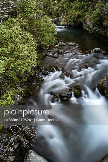 Tongariro National Park - p1369m2126241 by Chris Hooton