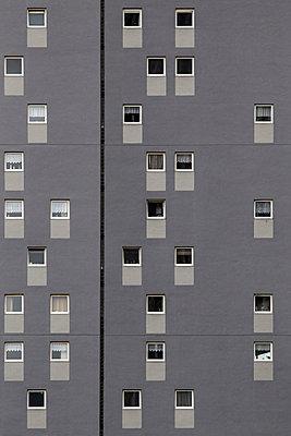 Facade - p1256m2098945 by Sandra Jordan
