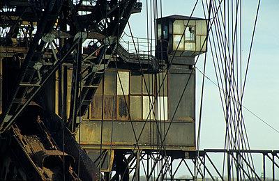 Abraumfoerderbruecke des ehemaligen Braunkohletagebau - p9791385 von Opelka