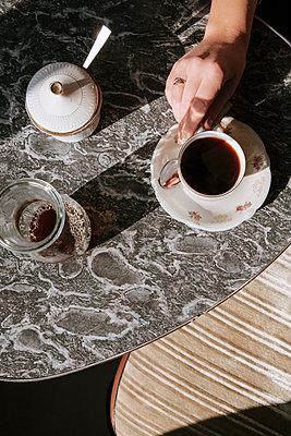 Coffee consumption - p1085m2181652 by David Carreno Hansen