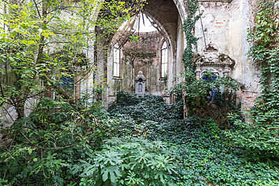 Abandoned church - p1440m1497488 by terence abela