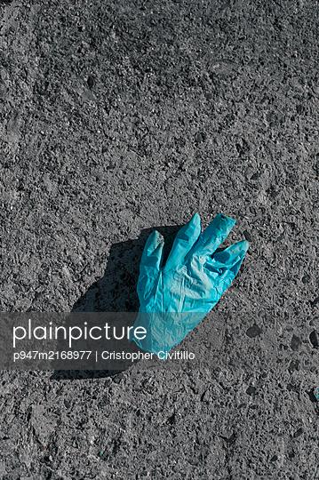 Benutzer Plastikhandschuh - p947m2168977 von Cristopher Civitillo