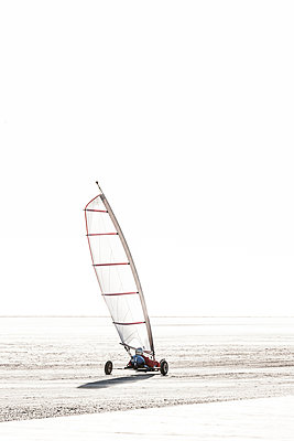 Sand sailing - p248m1020094 by BY