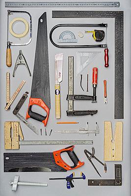Wood work tools - p1323m1182054 by Sarah Toure