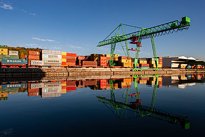 Container Terminal - p280m2253505 by victor s. brigola
