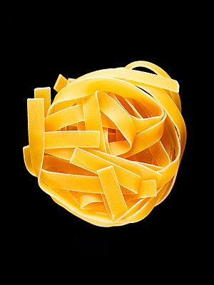 Ribbon noodles - p401m2191414 by Frank Baquet