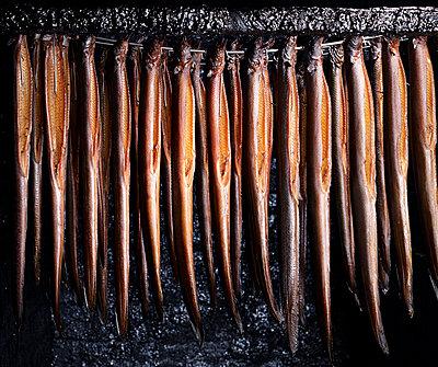 Fisch im Räucherofen - p9180097 von Dirk Fellenberg