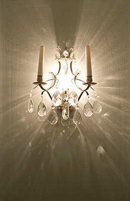 Chandelier - p429m801486 by Seb Oliver