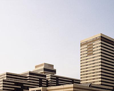 Modern buildings in Atlantic City - p1409m1465835 by margaret dearing
