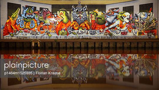 Leonardo da Weird - p1464m1525595 von Florian Krause