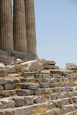 Akropolis - p2410105d von L.B.Jeffries